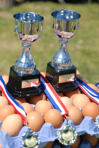 World Egg Throwing Competition, Swaton, Lincolnshire.