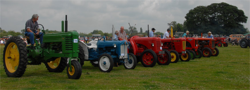 Swaton Vintage Day and Country Show