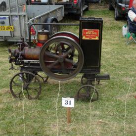 Stationary Engine 4